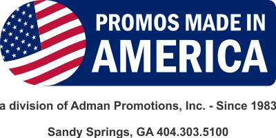 Promos Made in America -a div. of Adman Promotions